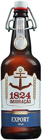 Cerveja Imigração Export 500 ml 1824 Imigração 500 Ml