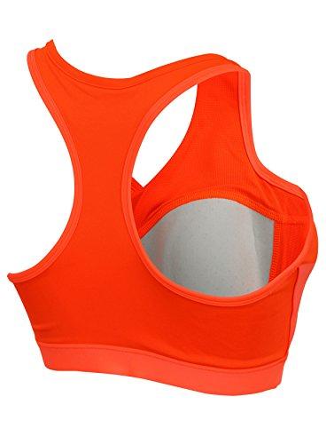 adidas calzoncillos SC sujetador deportivo para Pad naranja