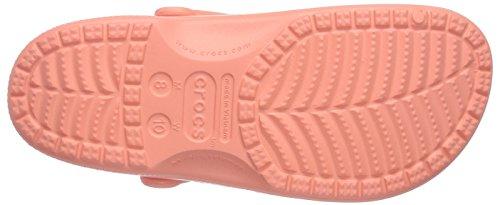 Crocs Baya, Sabots Mixte Adulte Rose (Melon)