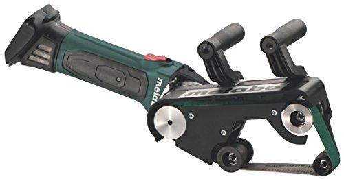 Metabo RB 18 LTX 60 BARE  18V Pipe/Rail Belt Sander/Finisher Bare, Green/Black