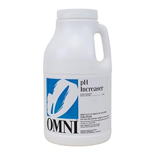 Omni pH Increaser, 6 lbs