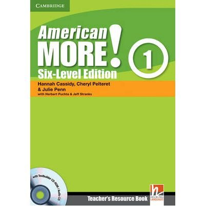 American More! Six-Level Edition Level 1 Teacher's Resource Book with Testbuilder CD-ROM/Audio CD (Mixed media product) - Common pdf
