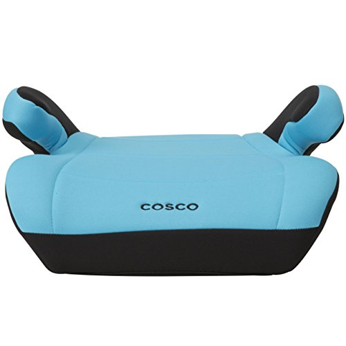 Cosco Topside Booster Car Seat – Easy to Move, Lightweight Design Turquoise