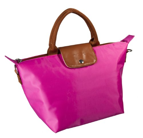 kora K3-084 Insulated Fashion Lunch Tote, Pink (Lunch Bags For Women Sachi)