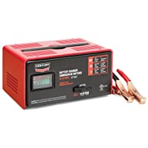 Century 87105C Manual Bench Battery Charger, 55 amps, 6/12V (Pack of 1)