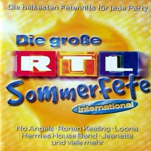 Sommer International (Cd Compilation, 36 Tracks) (Katrina And The Waves Walking On Sunshine Live)