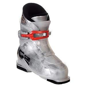 alpina ice new kids ski boots new pair US 12 , mondo 19 alpine downhill kids NEW