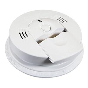 Kidde KN-COSM-XTR-B Nighthawk Combination Carbon Monoxide, Fire, and Smoke Intelligent Alarm (4 Pack)