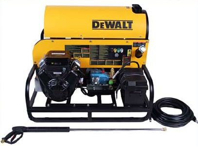 electric pressure washer dewalt - 2