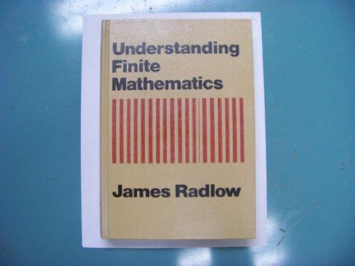 Understanding Finite Mathematics