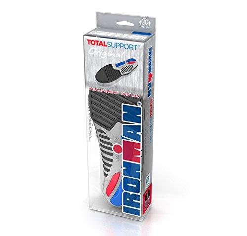 Spenco Ironman Einlegesohle - Total Support Original Mehrfarbig