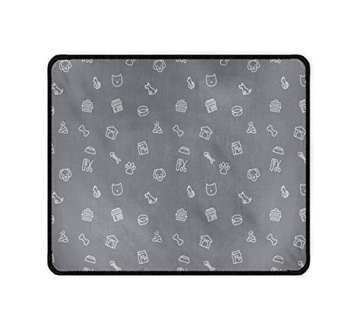 The open living: Comfortable Pet Mat 50x60in Made for Dog, Cat, Rabbit Or Beautiful Pet You Have | Easy Washable with…