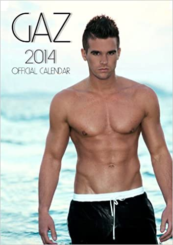 Gary Beadle Gaz Official 2014 Calendar Amazon Co Uk Celebrity Merchandise Books