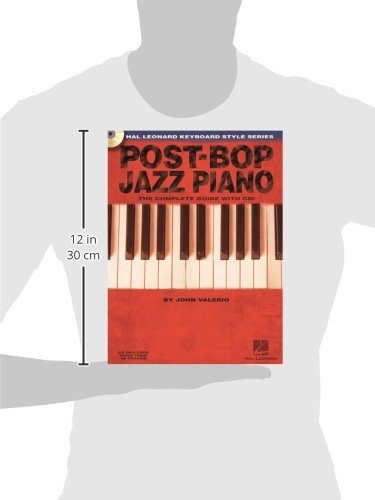 Post-Bop Jazz Piano - The Complete Guide with Audio!: Hal Leonard Keyboard Style Series