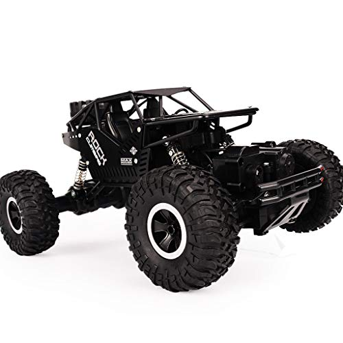 DDLmax Remote Control Car, 1/16 Four-Wheel Drive Alloy Off-Road Remote-Controlled Climbing Car LH-C008S by DDLmax (Image #4)