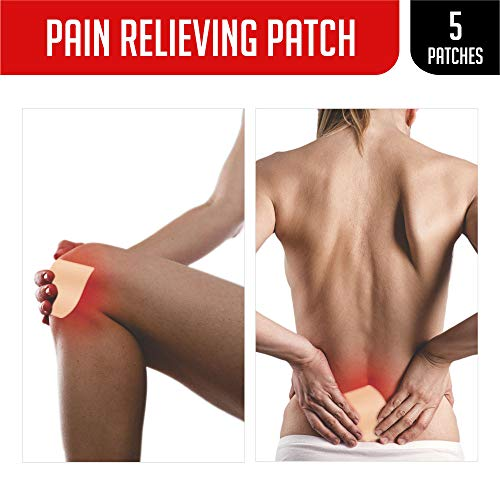 Dr Ortho Pain Reliever Patch – 5 Count