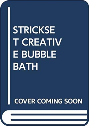 Strickset Creative Bubble Bath Amazon Fr Livres Anglais Et