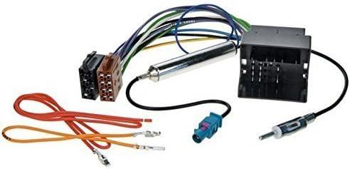 Hama KFZ DIN Adapter mit Phantomeinspeisung