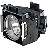 Hitachi DT01291 Projector Housing with Genuine Original Philips UHP Bulb