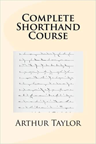 Shorthand Course Book