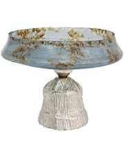 TIC Collection 49-366 Fossil Pedestal Dish