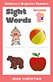 Sight Words Lesson 1: Young Readers who Learn Sight Words Advance in Confidence and Fluency (Sight Word Nouns)