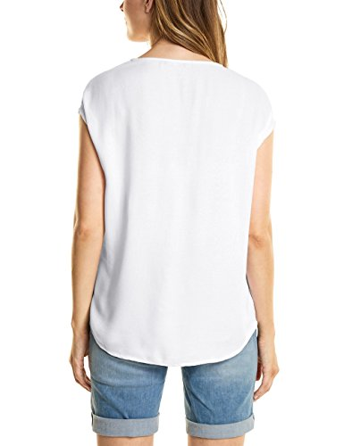 Blanc 10000 Blouse Femme Cecil White B4E0Iw