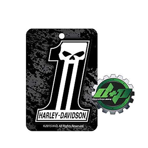 Diesel Power Plus Harley Davidson Dark Ice Number one Scented auto air freshener car Truck HD 2pk