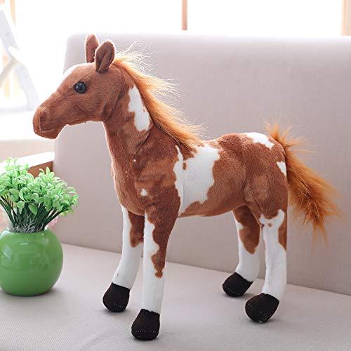 Yancyong Frucht-SchWeiß-Hände wärmen Bettkissen, Ananas-Puppe Flower horse 30 centimeters