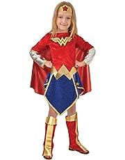 Ciao-Wonder Woman Original meisjeskostuum DC Comics