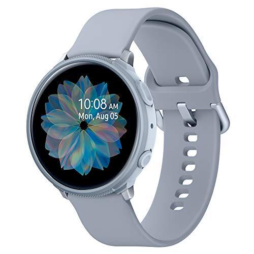 Spigen Liquid Air Armor Designed for Samsung Galaxy Watch Active 2 Case 44mm (2019) - Cloud Silver