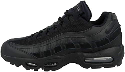 Nike Men's Shoes Air Max 95 Essential CI3705-001 Black/Dark Grey/Black