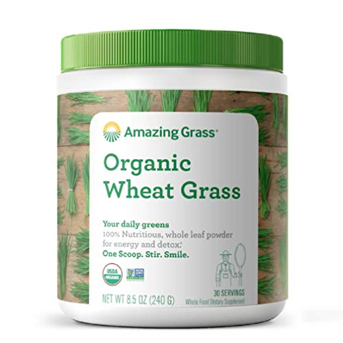 Amazing Grass Wheat Grass