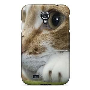 Slim Fit Tpu Protector Shock Absorbent Bumper Cat Case For Galaxy S4 wangjiang maoyi