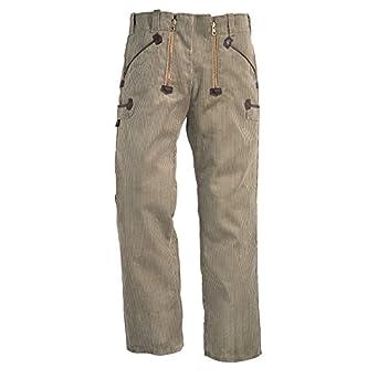 FHB Zunftkleidung 500 - Pantalón de Trabajo (Pana)