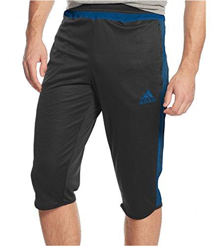 adidas Mens Tiro Climacool Athletic Track Pants Black XL/16