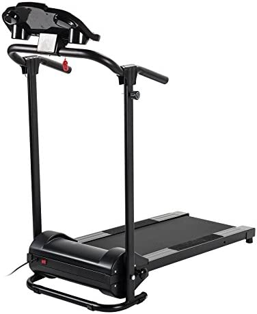 ZELUS Folding Treadmill for Home Gym, Portable Wheels, 750W Electric Foldable Running Cardio Machine with Cup Holder, Sports App Walking/Runners Exercise Equipment 9