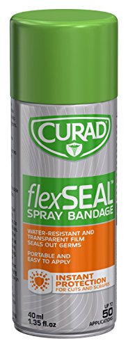 Curad CUR76124 Flex Seal Bandage, 40 mL (Pack of 24) by Curad