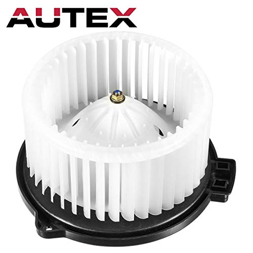 Blower Air Conditioner - AUTEX HVAC Blower Motor Assembly Compatible with Toyota Corolla 2003-2008 Replacement for Toyota Matrix 03-07 Blower Motor Air Conditioner with Fan Cage 700057 3010097 8710302070