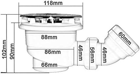 Receveur de douche en 100x100cm receveur de douche /à litalienne