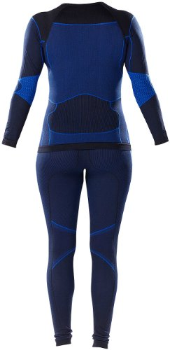 PEARL sports Damen-Thermo-Funktionsunterwäsche mit Kompression, Gr. M