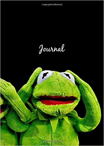 Dot Grid Journal: A4 Notebook For Bullet Journaling Or As Lettering Book, Art Notes Diary, Planner | Full Page Dotted Paper | 110 Pages | Softcover Kermit The Frog por Bullet Print epub