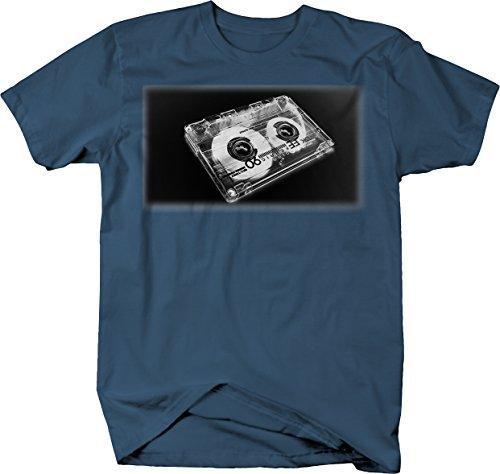 Cassette Tape Music Mixtape Band Rock Hiphop Tshirt - - Mixtapes Popular