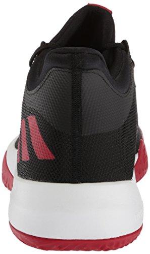 Adidas Performance Menns Stige Opp To Basketball Sko Grå Tre / Power Rød / Hvit