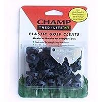 Golf soft spikes CHAMP large thread Tred-Lite MT x 24 incl spike key