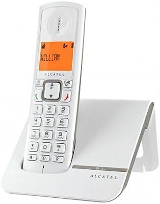Téléphone fixe ALCATEL VERSATIS F230 GRIS SOLO SANS REPONDEUR