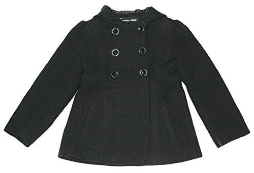 Wool Baby Doll Coat - 3