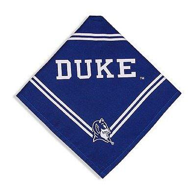 Blue Coat K9 (Collegiate Duke Blue Devils Pet Bandana, Medium/Large - Dog Bandana must-have for Birthdays, Parties, Sports Games etc..)