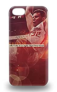 Protective NBA Los Angeles Clippers Blake Griffin #32 Phone Case Cover For Iphone 5/5s ( Custom Picture iPhone 6, iPhone 6 PLUS, iPhone 5, iPhone 5S, iPhone 5C, iPhone 4, iPhone 4S,Galaxy S6,Galaxy S5,Galaxy S4,Galaxy S3,Note 3,iPad Mini-Mini 2,iPad Air ) 3D PC Soft Case