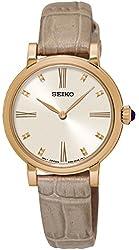 SEIKO LADIES Women's watches SFQ812P1